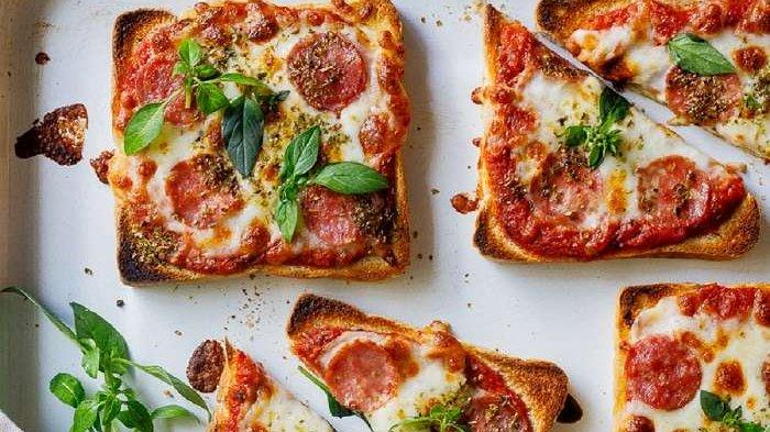6 Kreasi Olahan Roti Tawar Untuk Cemilan Simpel Dan Enak
