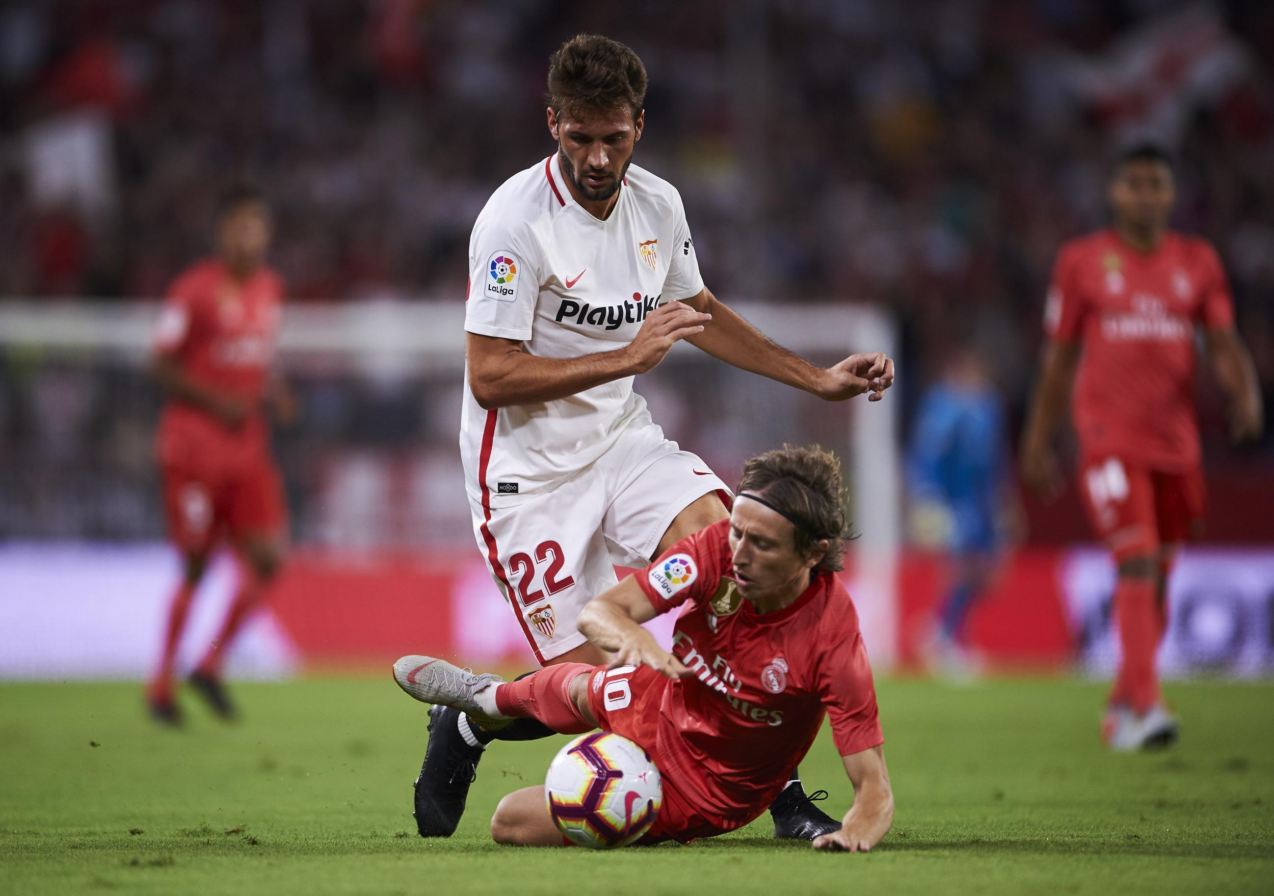 Sevilla Vs Real Madrid 3 0 Hitsbanget Com