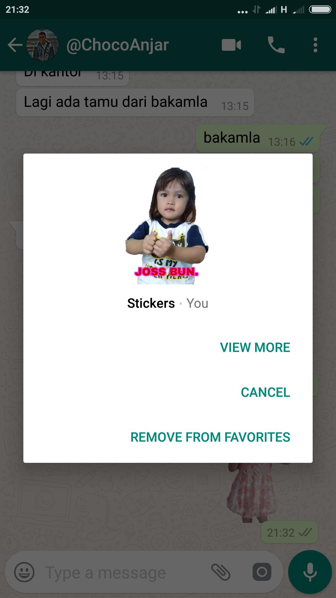 Langkah Langkah Membuat Stiker Whatsapp Dengan Foto Sendiri
