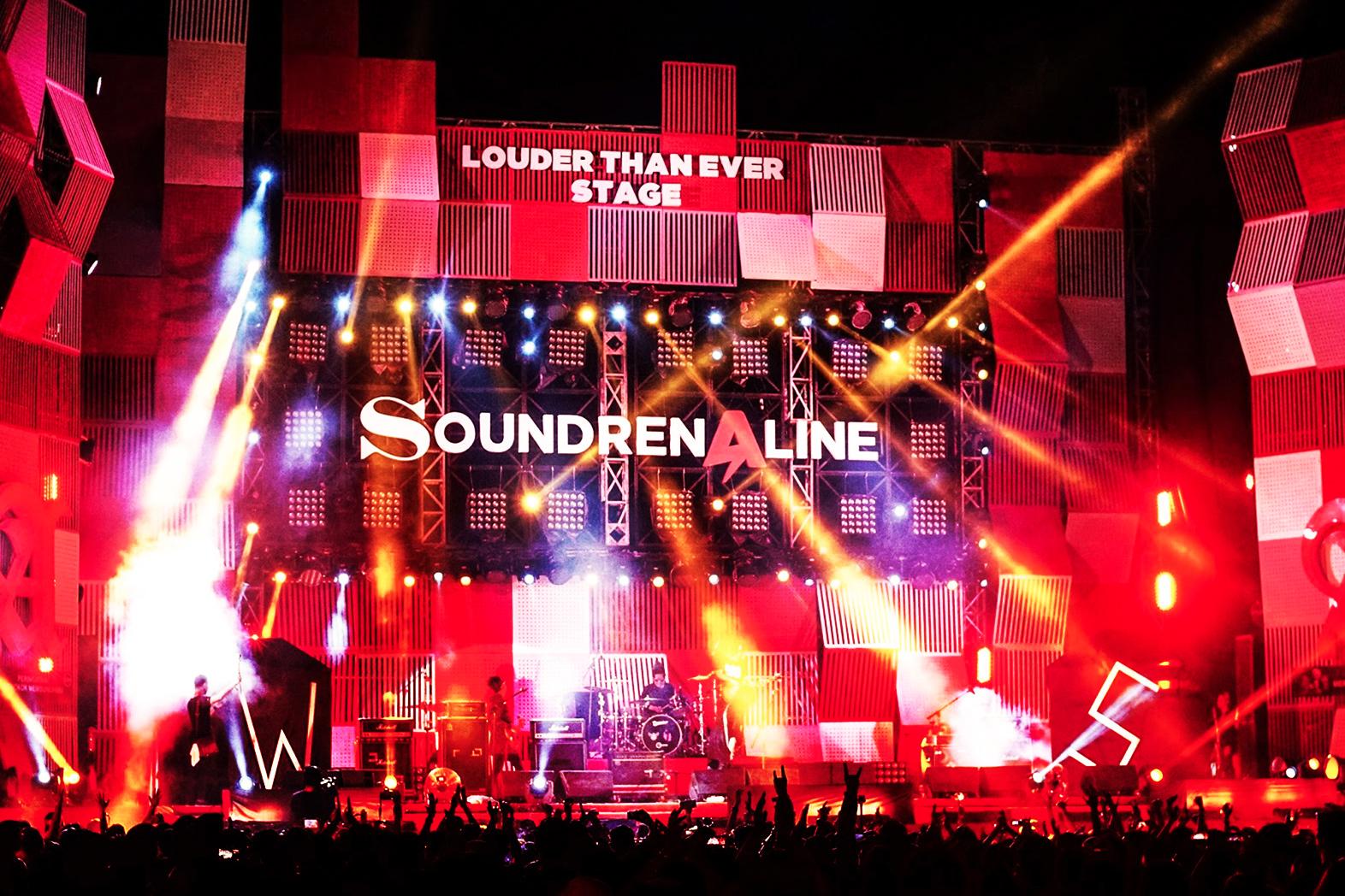 Image result for soundrenaline